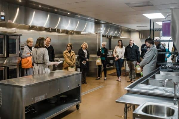 Live Work Eat Gather Inc. Hosts Grand Opening Celebration for The Millstone Kitchen