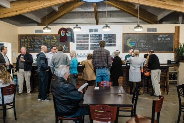 Moon Hollow Brewery Now Open