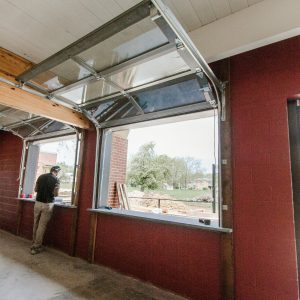 Moon Hollow Brewery Renovations