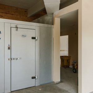 Walk-in Food Storage