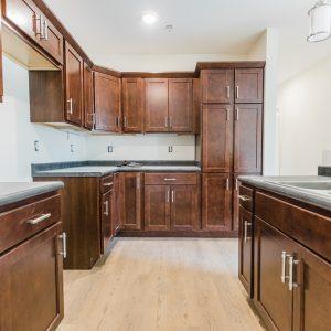 New Apartments Kitchen