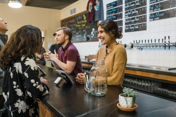 Moon Hollow Brewery Grand Opening