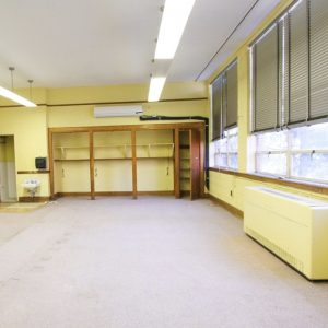 Old Classroom before renovations