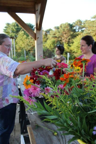 Flower Workshop Hale Garden