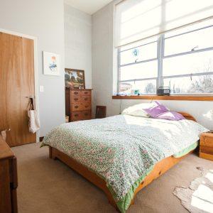 Old School Apt. Bedroom